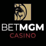 BetMGM Casino logo - NJ Online Casinos